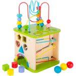 Cubo-de-motricidad-con-pista-de-canicas-juguete-madera-01