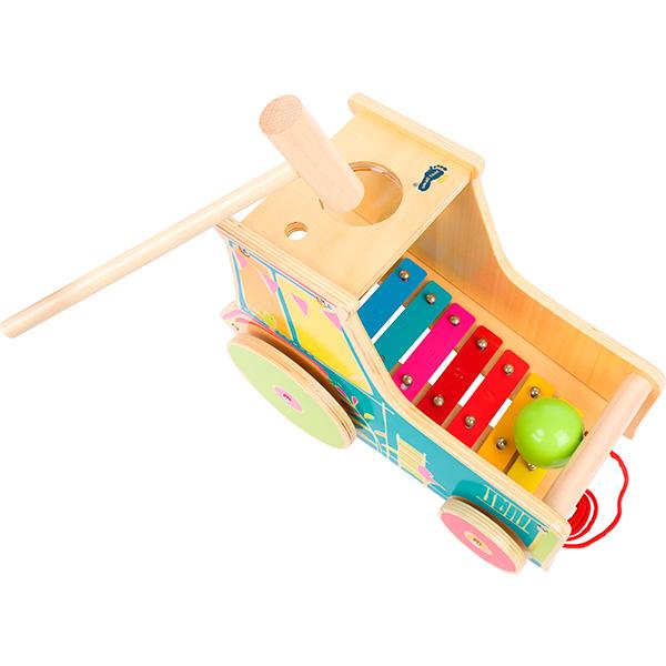 Juego-motricidad-tractor-xilofono-juguete-madera-03