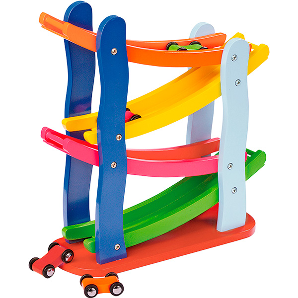 Juego-pista-carreras-color-juguete-madera-04