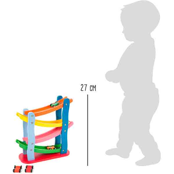 Juego-pista-carreras-color-juguete-madera-05